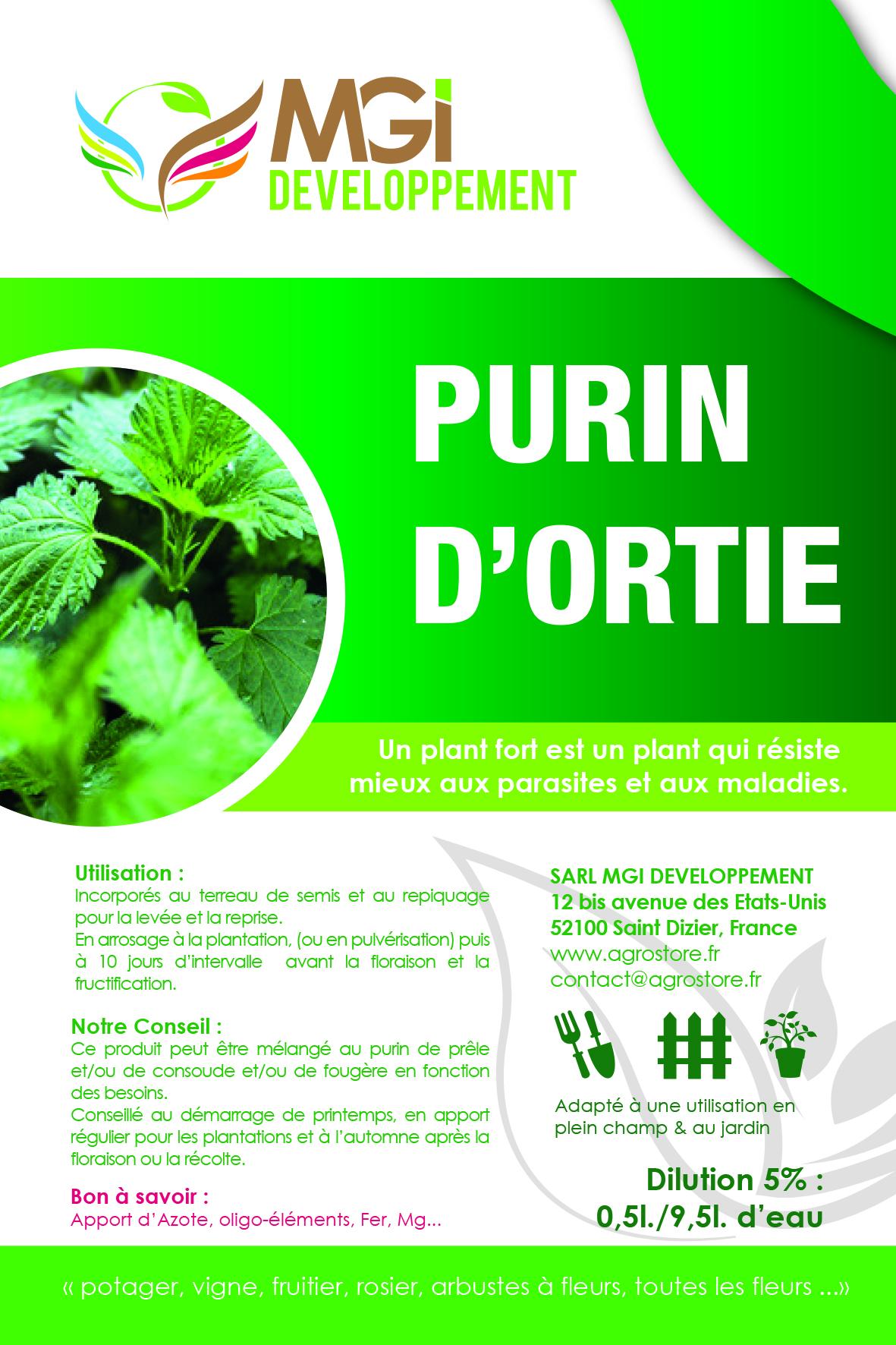 Utilisation du purin d ortie - Utilisation du purin d ortie ...