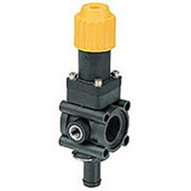 Vanne manuelle de réglage de débit - 40 bar - 60l/min  - › 13 mm