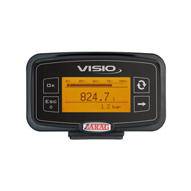 Compteur afficheur de Volume multifonction arag Visio